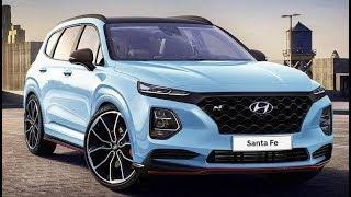 All New Hyundai Santa Fe 2019 SUV | Interior & Exterior |With Full Specification