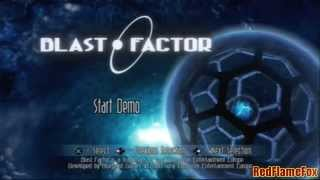 Blast Factor - Gameplay sample
