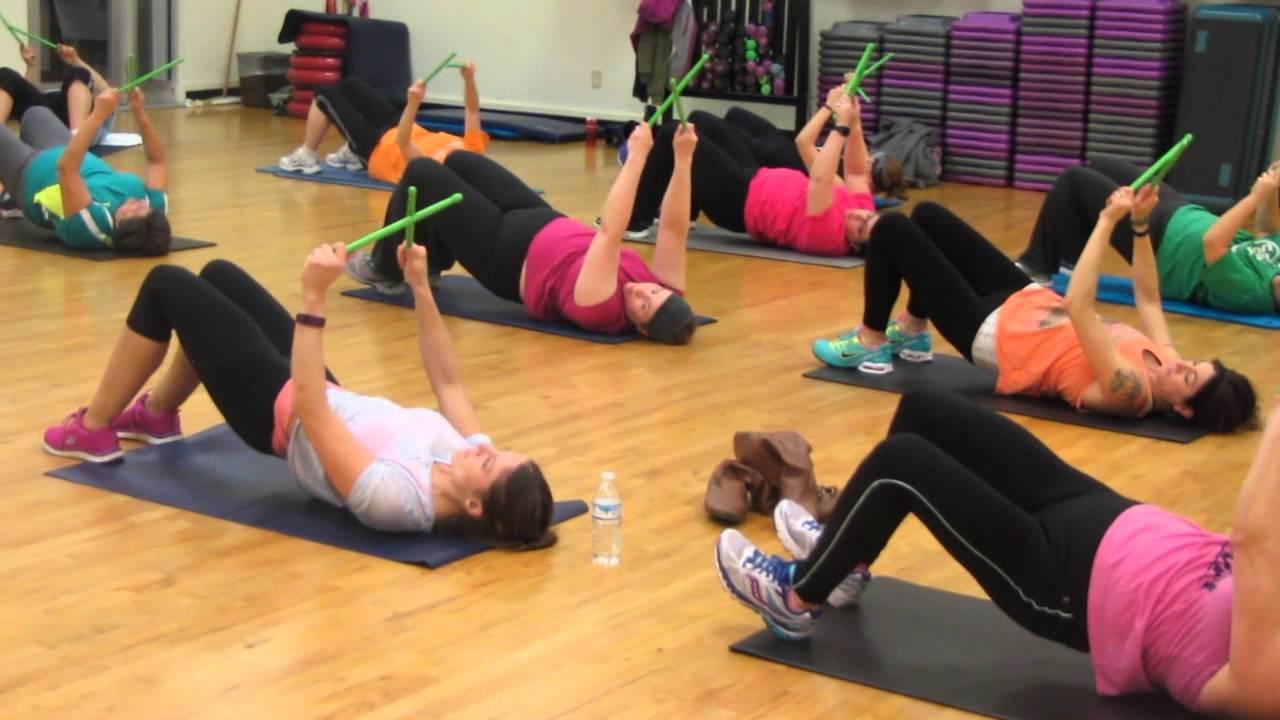 Workout pound