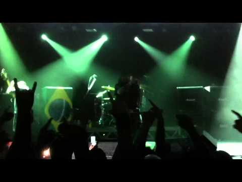 Soulfly - Vila Marquês 25/02/2012 - São Paulo Brasil - Full Concert