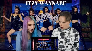 Gambar cover COUSIN'S REACT to ITZY (있지) WANNABE MV