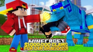 Minecraft Adventure - ROPO & JACK GET EATEN BY THEIR DRAGONS!!!