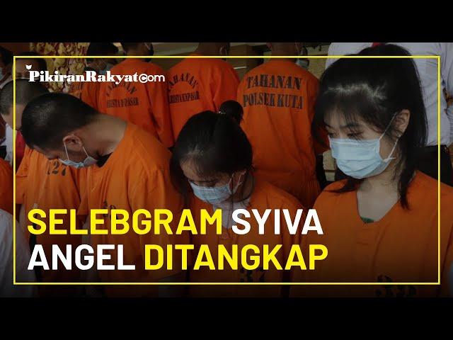 Selebgram Syiva Angel Ditangkap di Bali Gara-gara Narkoba Jenis Baru, Sempat Pamitan Tak Buat Konten