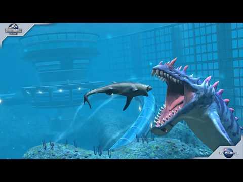 Jurassic World: Das