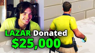 Wear My Skin = Donate $25,000