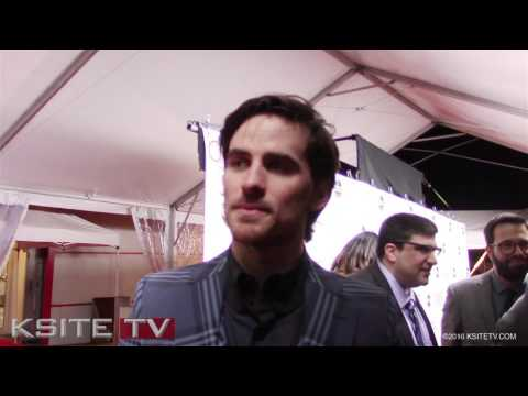 Colin O'Donoghue - Once Upon A Time 100th Episode Red Carpet Interview