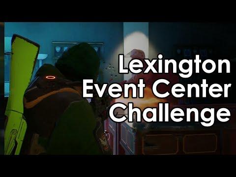 The Division: Lexington Event Center Challenge Mode Mission - Full Run