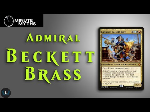 Minute Myths: Admiral