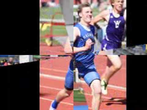 Longmont High School track 2015