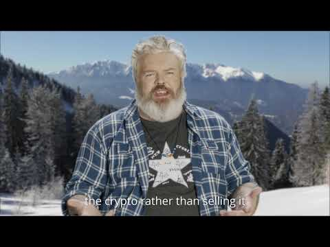 What is HODL? Explained by Kristian Nairn