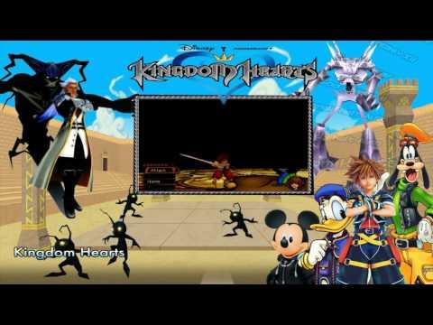 Hyperspin Theme - Sony Playstation 2 - Kingdom Hearts