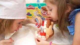 Ева про новую игрушку детей
