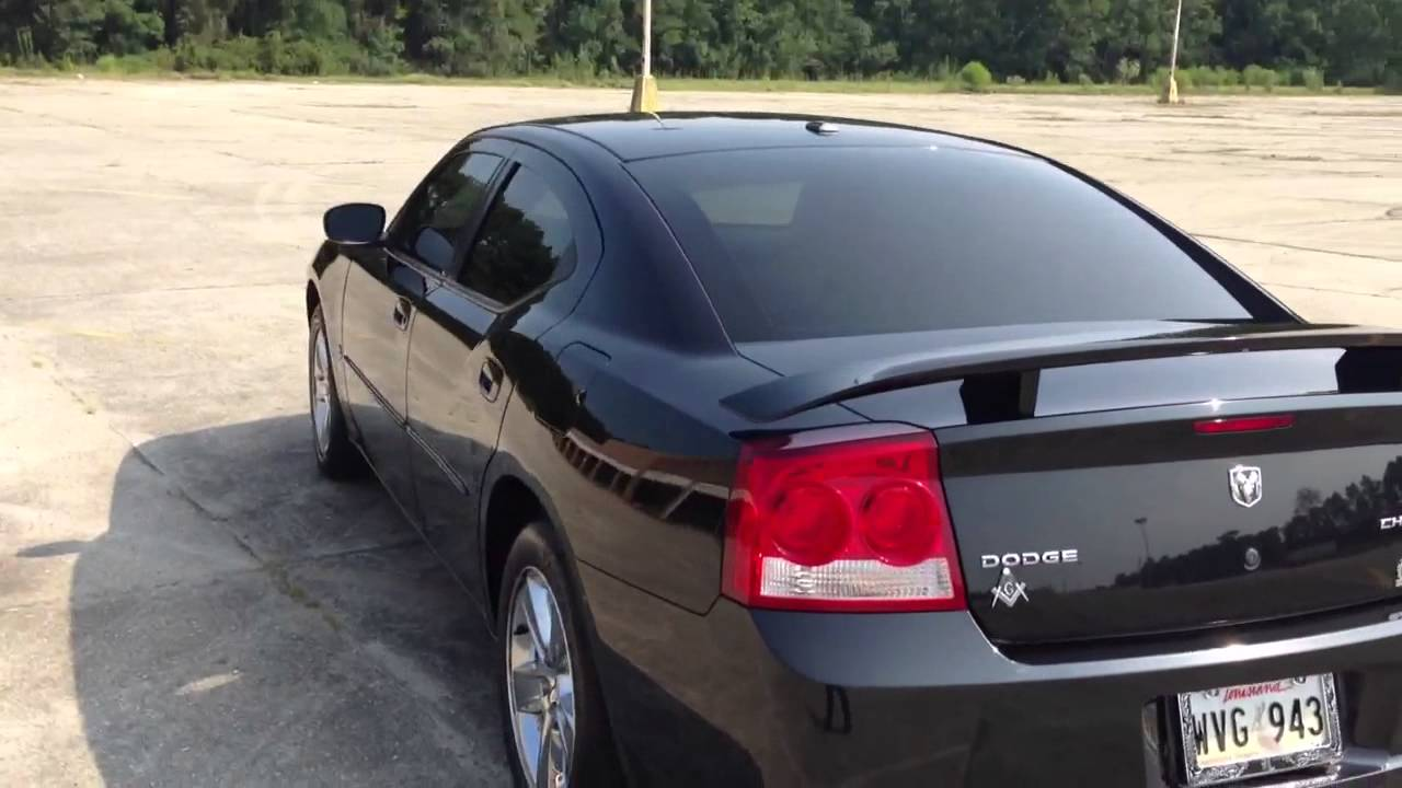2010 dodge charger sxt - youtube