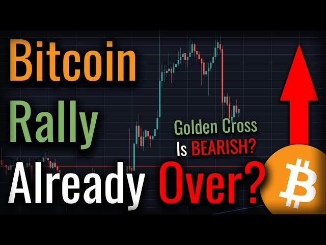 Bitcoin Golden Cross BEARISH For Bitcoin?? Has Bitcoin FINALLY Reversed?