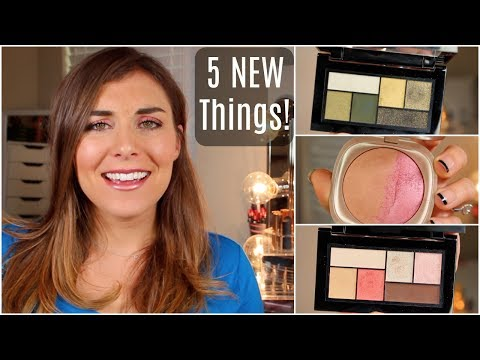 5 New Beauty Things | Bailey B.