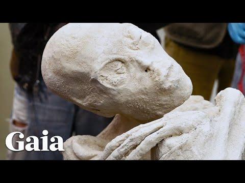 Revelações sobre múmia alienígena encontrada no Peru