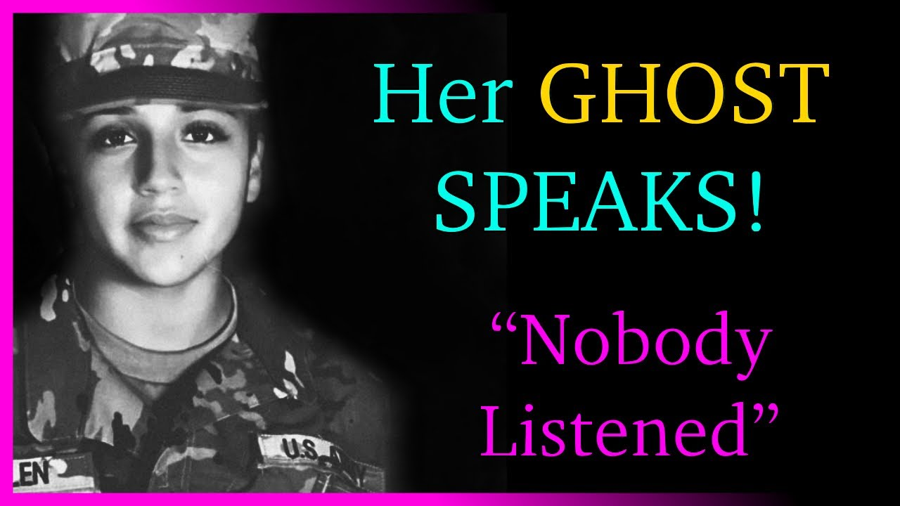 Download Vanessa Guillen ghost box session. She SPEAKS OUT! What SHE SAYS will SHOCK YOU! (Fort Hood Soldier)