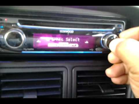 honda passport with kenwood kdc mp538u installed youtube rh youtube com Kenwood KDC Wiring Harness Diagram kenwood car stereo kdc mp538u manual