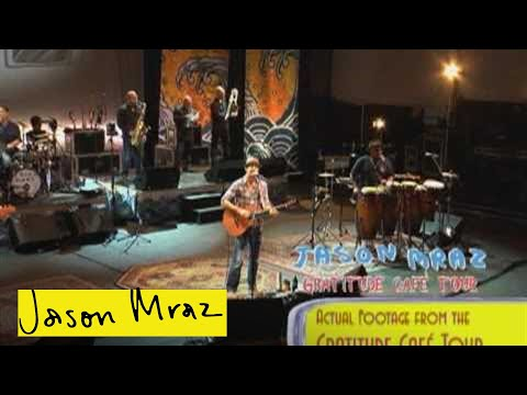 """Make It Mine"" Live From The Gratitude Cafe Tour! | Jason Mraz"