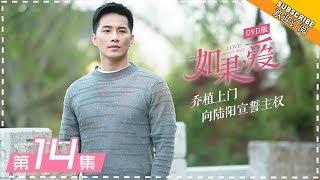 DVD版 |《如果,爱》第14集:万事成劝说嘉玲重回宋家Love Won't Wait EP14【芒果TV独播剧场】
