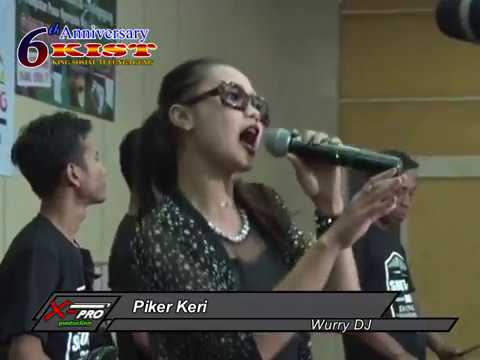 6th Anniversary KIST - PIKIR KERI - OM.SONTOLOYO - WURY DJ