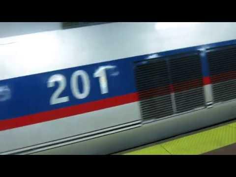 MTA Metro North Railroad Harlem line train #641 departing Grand Central Terminal