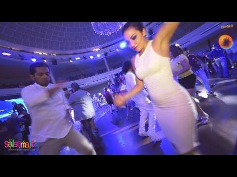 FEDERICA SANGALLI & JORGE AVILA SOCIAL SALSA | 3.LEBANON INT. DANCE FESTIVAL