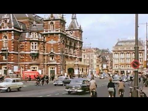 1967: Amazing Amsterdam oftewel Verbazingwekkend Amsterdam - oude filmbeelden