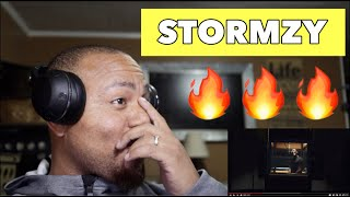 STORMZY - SOUNDS OF THE SKENG (REACTION!!)