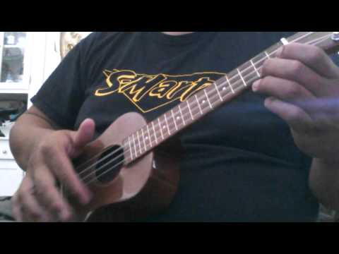 Forgetful Lucy 50 First Dates Ukulele