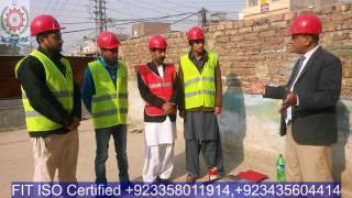 FIT Safety Officer HSE Video in urdu