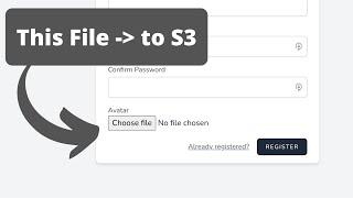 Laravel: How to UpĮoad Files to Amazon S3