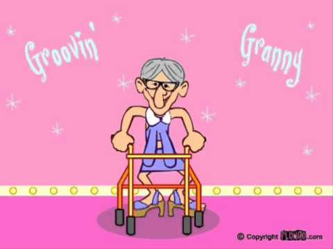 Im Too Sexy For My Granny 117