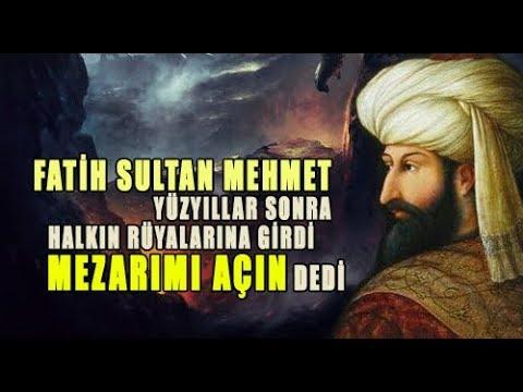 FATİH'İN MUMYASI (Fatih Sultan Mehmet)
