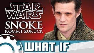 Star Wars: So kommt SNOKE dank PALPATINE zurück! [The Rise of Skywalker Theory]
