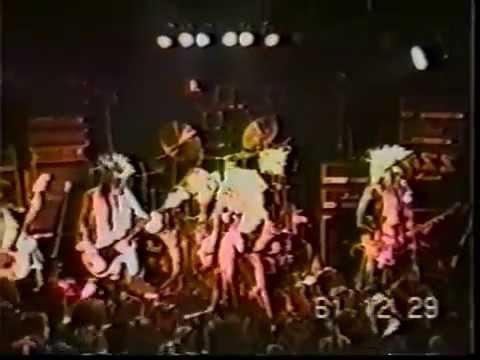 1986.12.29 YOKOSUKASABERTIGER (横須賀サーベルタイガー) 目黒鹿鳴館 Full