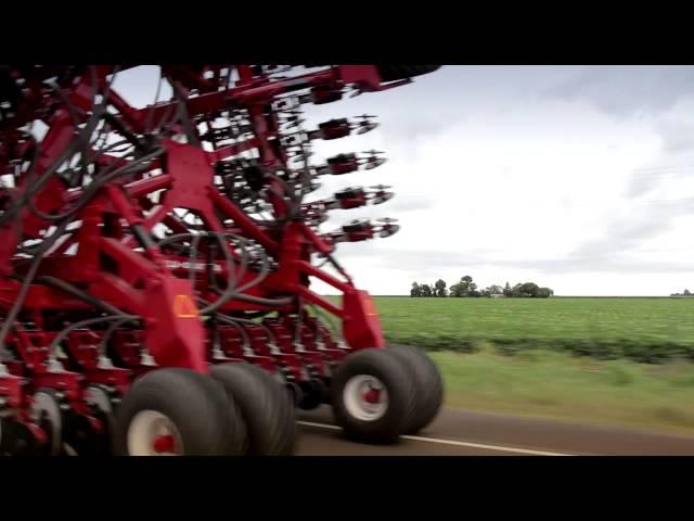 Sembradora Monumental Air Drill - Video Técnico