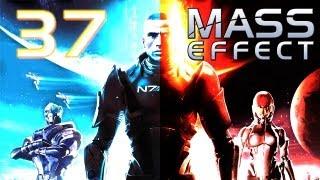 Mass Effect Walkthrough - Part 37 - Vigil Conversation (PC Gameplay / Commentary)