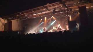 Carcass - Cadaver Pouch Conveyor System - Live @ Noctis in Calgary Sept 21st 2013
