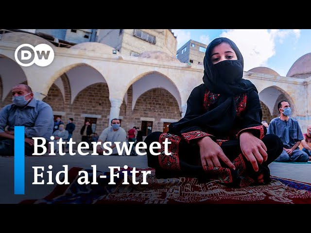 Muslims celebrate end of Ramadan under shadow of coronavirus | DW News