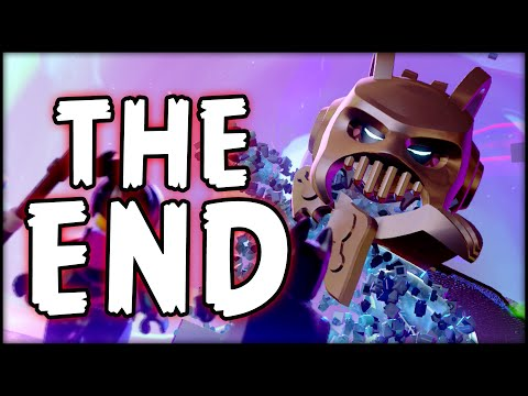 LEGO Dimensions - PART 30 - THE ENDING! (Gameplay Walkthrough HD)