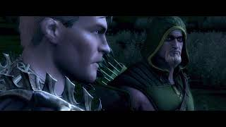 Injustice: Gods Among Us [Chapter 5]- Green Arrow