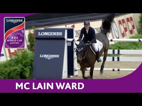McLain Ward - Interview - NAL - Longines FEI World Cup™ Jumping - Lexington
