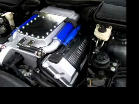 Kompressor Bmw M62 M60 V8 Motoren Youtube