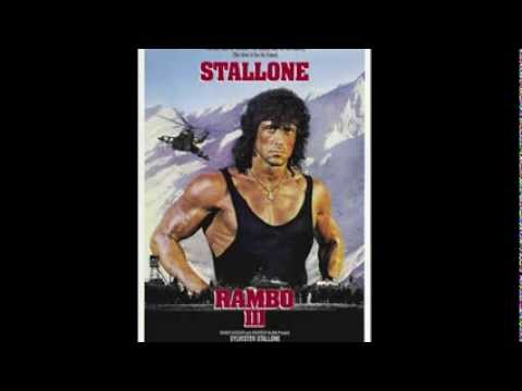 Jerry Goldsmith - Rambo III -