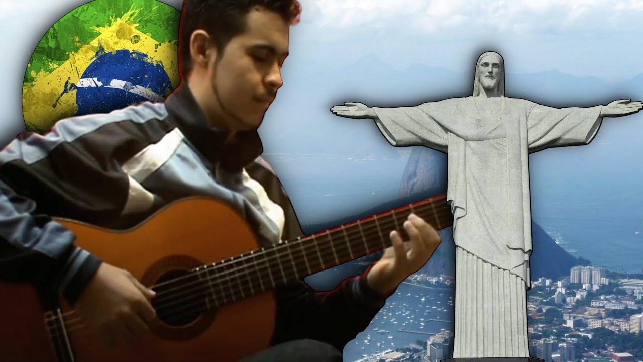 a musica aquarela do brasil de ary barroso
