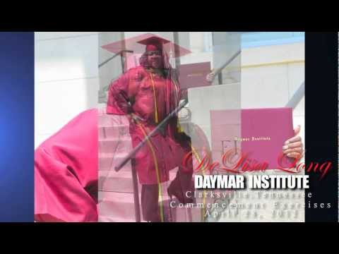 Daymar Institute Clarksville, Tn Commencement Exercises April 28, 2012