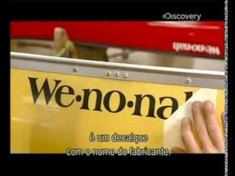 How it is made: Wenonah Canoes