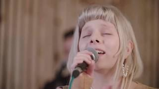 AURORA - Exist For Love (Live-NRK P3 RADIO FESTIVAL) First Band Performance