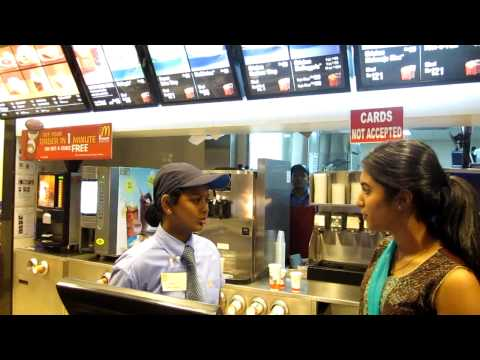 mcdonalds in rural areas india Search and upload all types of mcdonalds marketing projects for mba's on managementparadisecom social media marketing in india ( specially in rural areas.